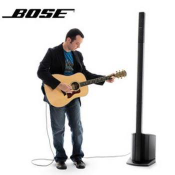 BOSE 美國品牌-L1 compact 可攜式音響 PA喇叭組 公司貨保固(贈送藍芽喇叭)