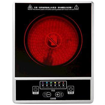 【大家源】1200W不挑鍋微晶電陶爐 TCY-3911