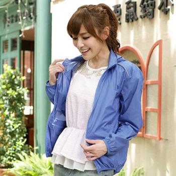 【TOMATO BEAR】機能輕量抗UV口袋衣(紅/藍/橘)M-XXL