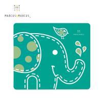 【MARCUS&MARCUS】動物樂園矽膠餐墊-大象