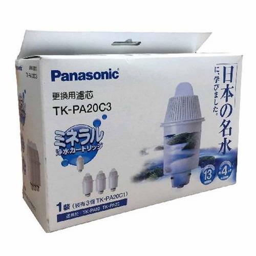 Panasonic國際牌高效能濾水壺濾心 TK-PA20C3