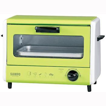 【聲寶】6L電烤箱 KZ-PH06