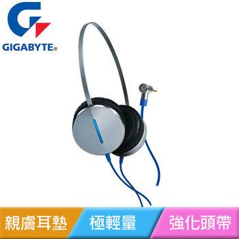 技嘉 FLY 輕量頭戴耳機 - 銀色