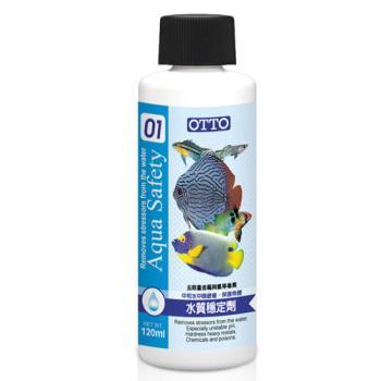 【OTTO】奧圖 水質穩定劑 120ml X 1入