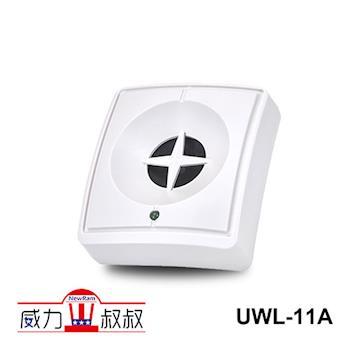 威力叔叔 ★ UWL-11A 威力100驅鼠器 [有效坪數50坪] [超音波驅鼠、磁震波驅蟲] [隨插即用]