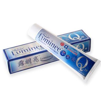 Luminee 露明亮 Q10抗氧化牙膏(120g) 1入