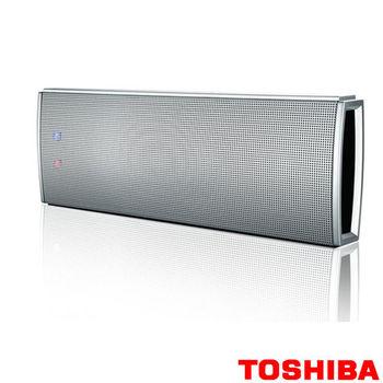 【TOSHIBA】輕便型高音質藍芽喇叭 TY-WSP61TW