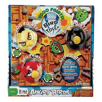 【歡樂桌遊】憤怒鳥-沙包遊戲組
