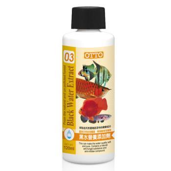【OTTO】奧圖 黑水營養添加劑 120ml X 1入