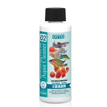 【OTTO】奧圖 水質清澈劑 120ml X 1入