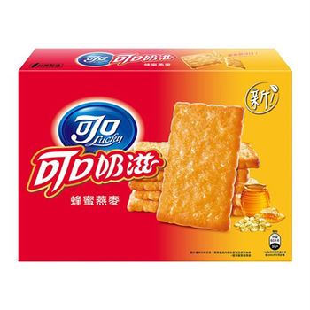 可口奶滋 蜂蜜燕麥口味 量販包275g×12入