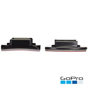 【GoPro】 弧面x3+平面x3黏著座AACFT-001(公司貨)