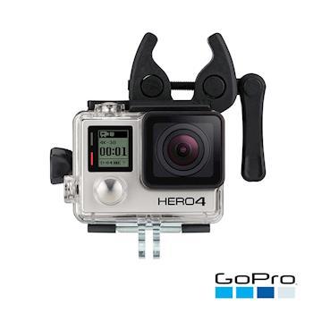 【GoPro】細圓管固定座 ASGUM-001(公司貨)