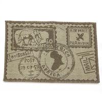 范登伯格 綠洲類亞麻刮泥墊-印戳-60x90cm