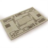 范登伯格 綠洲類亞麻刮泥墊-庭園-60x90cm