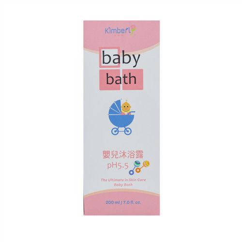 【金柏莉】嬰兒沐浴露(200ml)
