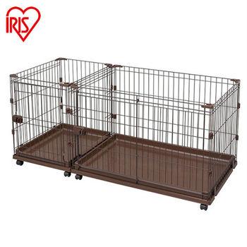 IRIS  PCS-1400可增建組合屋套房組 貓籠/狗籠*1