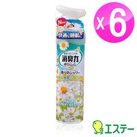 ST雞仔牌 浴香消臭除菌兩用噴劑-雛菊精油香280ml 6入組ST-121038
