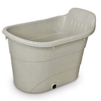 《真心良品》紓浴省水泡澡桶160L