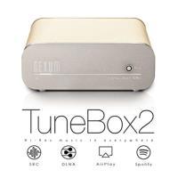 【NEXUM】TuneBox2 TB20音響上網專用無線音樂串流播放器(象牙白)