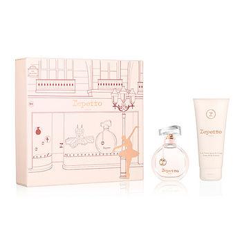 【REPETTO】香榭芭蕾淡香水禮盒-淡香水50ml+身體乳100ml