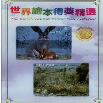 世界繪本得獎精選10 再見!小兔子DVD