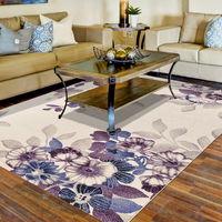 【Ambience】比利時infinity 現代地毯 -渲染花放(133x195cm)