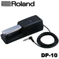 【Roland 樂蘭】延音踏板 電鋼琴/電子琴適用 (DP-10)