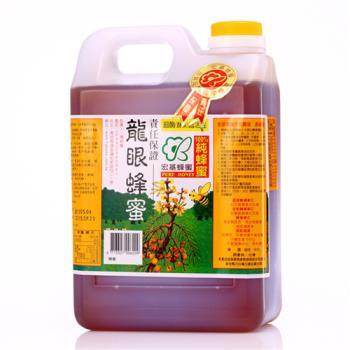 [宏基]單獎小桶蜂蜜(1800g/桶)
