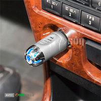 【Osun】車用空氣清淨器-百萬藍光負離子臭氧機2入(AP21)
