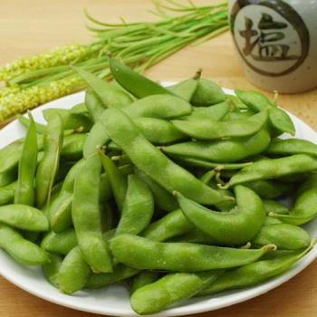 食尚達人 薄鹽毛豆6包(200g/包)