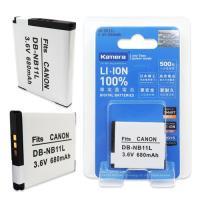 Kamera 通過BSMI認證 Canon NB-11L 高容量相機鋰電池