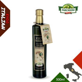 法奇歐尼 義大利莊園冷壓初榨橄欖油500ml