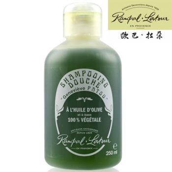 買就送 【來自南法 歐巴拉朵】特級橄欖油沐浴乳2 瓶;250ml/瓶 隨機贈送同品牌 試用包 3包