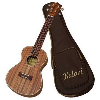 【Kalani 巴西品牌】23吋 相思木烏克麗麗 Ukulele