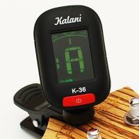 【Kalani】冷光 5合1夾式調音器 多種模式
