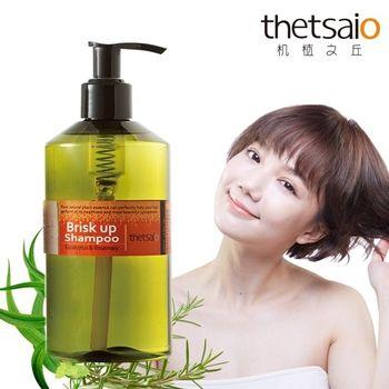 【機植之丘】無油達人洗髮乳(尤加利/迷迭香)350ml