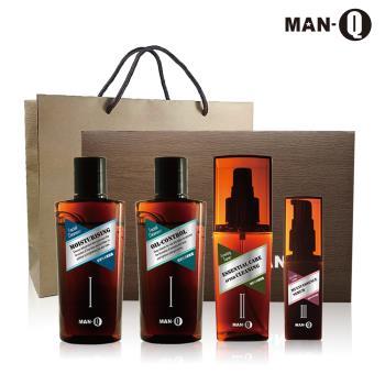 【MAN-Q】精淬保養禮盒