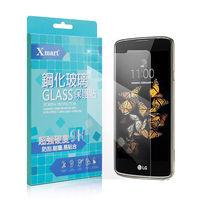X_mart LG K8 5吋 強化 0.26mm耐磨防指紋玻璃貼