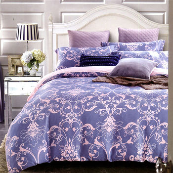 情定巴黎 100%萊賽爾天絲雙人床包三件組獨立筒適用 多款任選