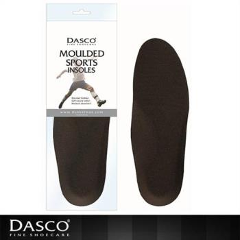 【鞋之潔】英國伯爵DASCO 6096運動鞋專用鞋墊 球鞋 運動鞋