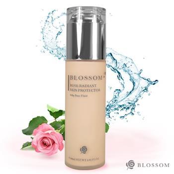 【BLOSSOM】玫瑰5D煥采嫩白隔離粉凝乳60ML(2瓶)