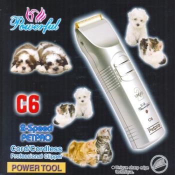元素牌C6寵物電剪