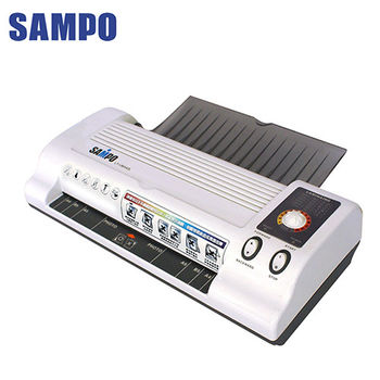 SAMPO A4 4滾軸專業護貝機(LY-U6A42L)