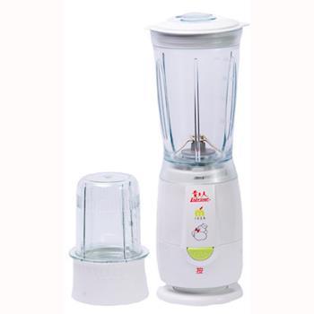 買就送:聲寶 刨冰機【貴夫人】生機食品調製機 CP-75S