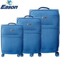 【YC Eason】英倫極輕三件組海關鎖商務箱(20+24+28吋-藍)