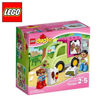 樂高【LEGO】得寶系列 L10586 冰淇淋車