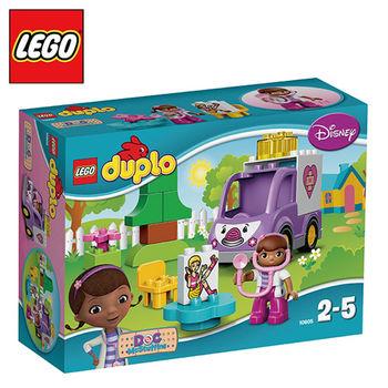 樂高【LEGO】duplo 得寶系列 L10605玩具小醫生之羅西救護車