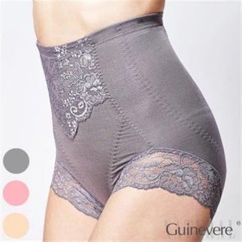 【唐絹】(超值3件)超服貼輕薄細緻高腰蠶絲體雕褲組