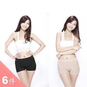 莎莉絲隱形俏臀蠶絲塑褲精裝版(6入)